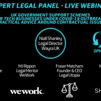 Live Webinar - UK Government Support Schemes For Tech Businesses